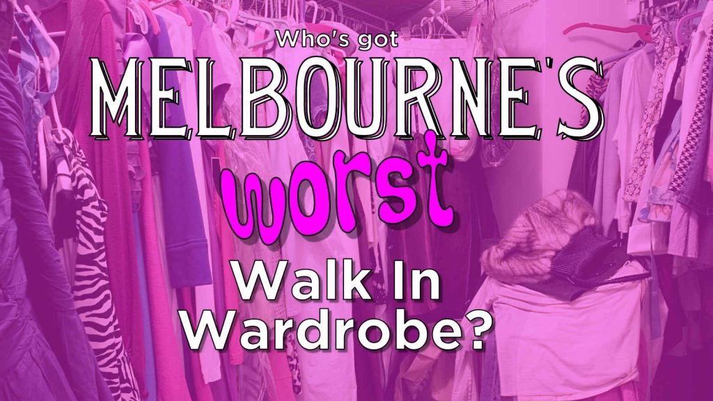 worst walk in wardrobe