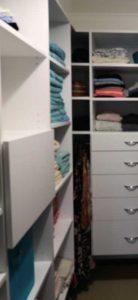 wardrobe corner usage