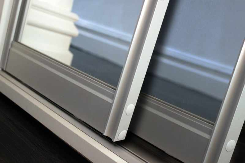 athabasca narrow wardrobe door system