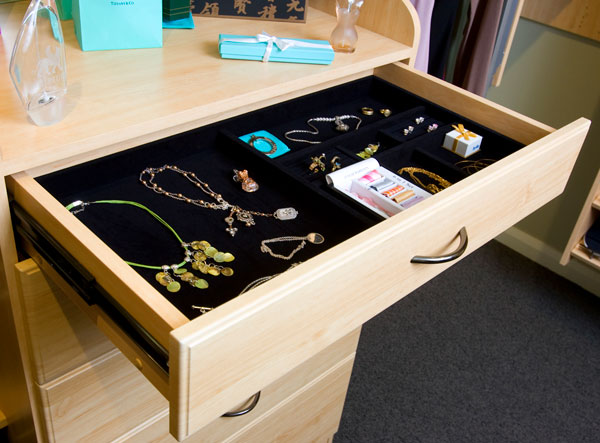 Pullout Jewellery Drawer