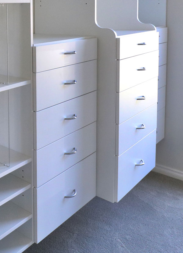 Drawers (Soft Closing)